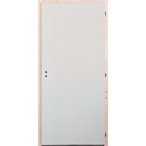 Olympos HDF beltéri ajtó 75x210x5 tele
