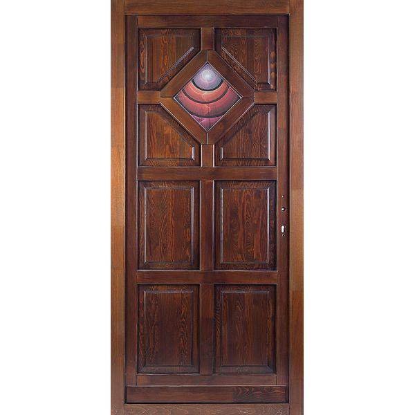 BK1 Tarna bejárati ajtó natúr